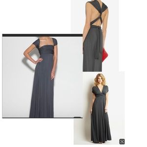 Tart Maxi Infinity Dress 10 Dresses in 1 Size M